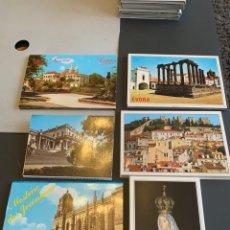 Postales: LOTE 6 BLOCS POSTALES. PORTUGAL. 67 POSTALES. Lote 198826120