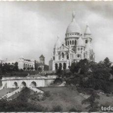 Postales: == A611 - POSTAL - PARIS - LE SACRE-COEUR. Lote 198912195