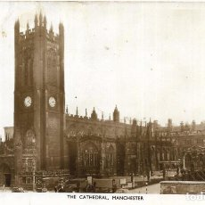 Postales: == A610 - POSTAL - THE CATHEDRAL - MANCHESTER. Lote 198912257