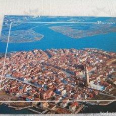 Postales: BURANO VISTA AÉREA. Lote 198914330