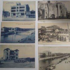 Postales: LOTES DE POSTALES PALAVAS LES FLOTS FRANCIA. Lote 199145672