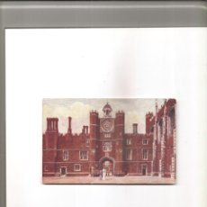 Postales: 1649. LONDRES. THE CLOCK TOWER. HAMPTON COURT PALACE. Lote 199967691