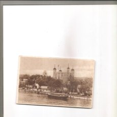 Postales: 1655. LONDRES. THE TOWER. Lote 199969616