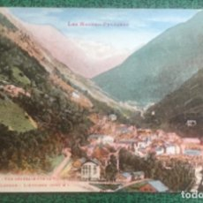 Postales: FRANCIA - LES HAUTES-PYRENEES - 6 CAUTERETS - VUE GENERALE SUR LA VILLE ET FOND DE LUTOUR L'ARDIDEN. Lote 200100913