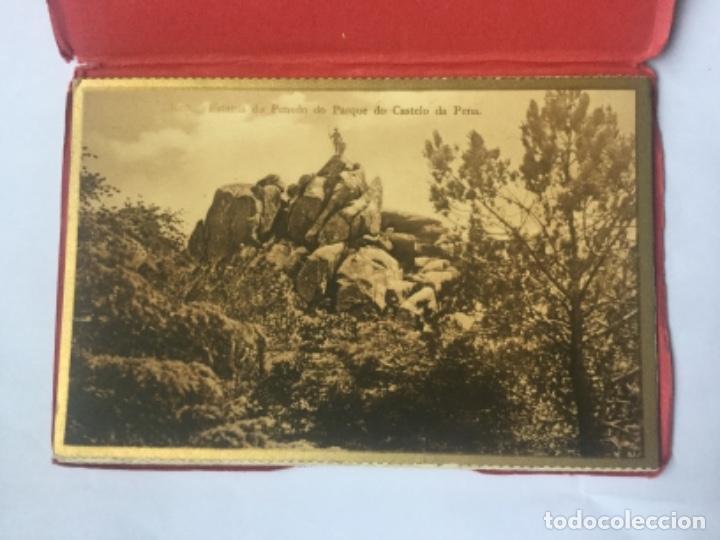 Postales: RECORDACAO DE CINTRA - RECUERDO - G & F - 9 POSTALES - SIN CIRCULAR - PORTUGAL - Foto 4 - 201104832