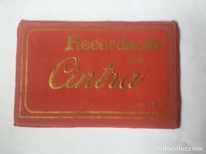 RECORDACAO DE CINTRA - RECUERDO - G & F - 9 POSTALES - SIN CIRCULAR - PORTUGAL (Postales - Postales Extranjero - Europa)