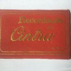 Postales: RECORDACAO DE CINTRA - RECUERDO - G & F - 9 POSTALES - SIN CIRCULAR - PORTUGAL. Lote 201104832