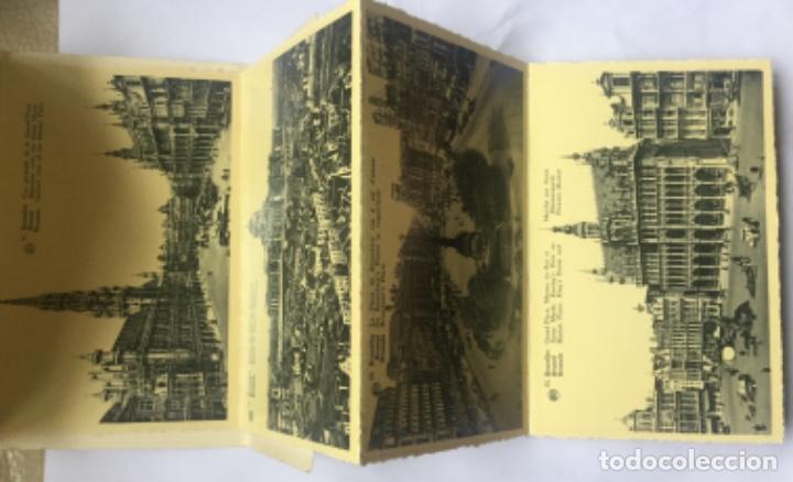 Postales: 10 jolies cartes-vues en phototone a detacher bruxelles BELGICA - Serie 1 - SIN CIRCULAR -A. DOHMEN - Foto 3 - 201107507