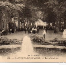 Postales: POSTAL ANTIGUA DE BAGNERES DE BIGORRE (FRANCIA). Lote 201768098