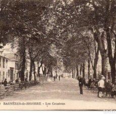 Postales: POSTAL ANTIGUA DE BAGNERES DE BIGORRE (FRANCIA). Lote 201769011