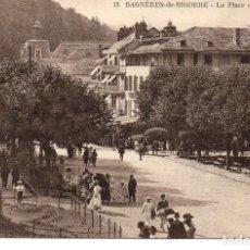 Postales: POSTAL ANTIGUA DE BAGNERES DE BIGORRE (FRANCIA). Lote 201769352