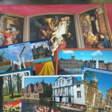 Cartes Postales: LOTE POSTALES HOLANDA. Lote 201857580