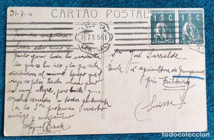 Postales: Postal Lisboa. Jardim Botanico - Foto 2 - 201966562