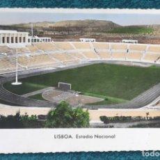 Postales: POSTAL LISBOA. TORRE DE BELEM. Lote 202017900