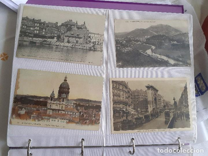 Postales: Lote de 30 postales antiguas de Europa - Foto 2 - 202354845