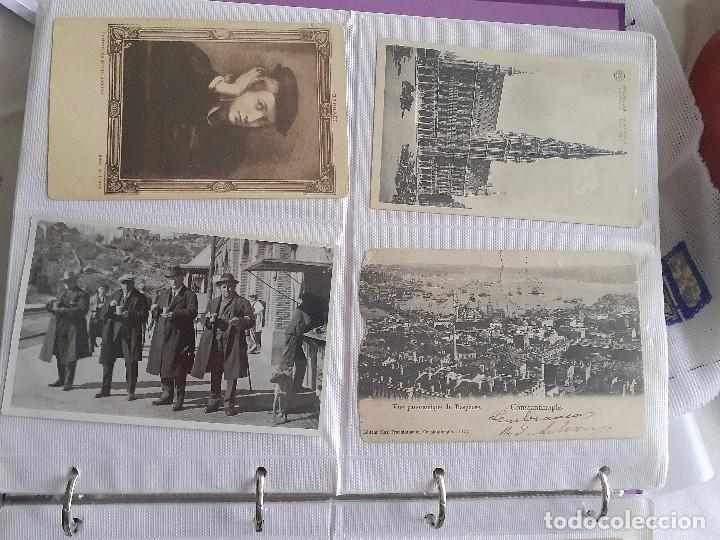 Postales: Lote de 30 postales antiguas de Europa - Foto 4 - 202354845