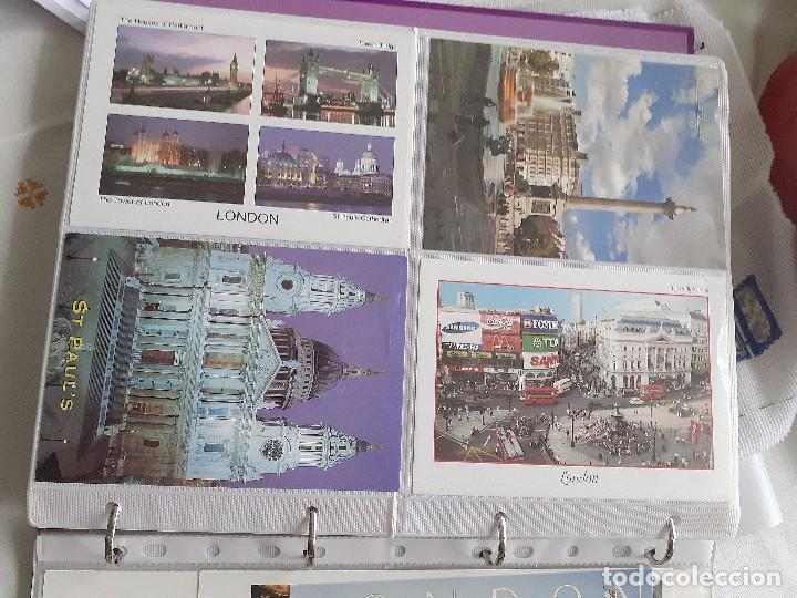 Postales: Lote de 30 postales antiguas de Europa - Foto 6 - 202354845