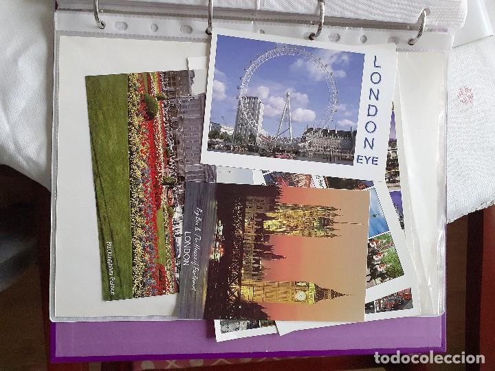 Postales: Lote de 30 postales antiguas de Europa - Foto 7 - 202354845