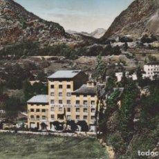 Postales: POSTAL ANDORRA HOTEL MARTICELLA. Lote 202685791