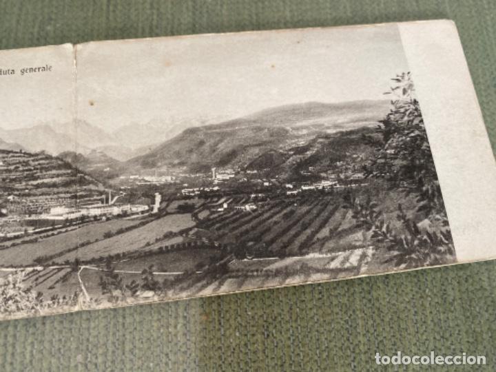 Postales: ANTIGUA POSTAL ITALIA VALDAGNO VISTA GENERAL VEDUTA GENÉRALE DESPLEGABLE - Foto 4 - 202939011