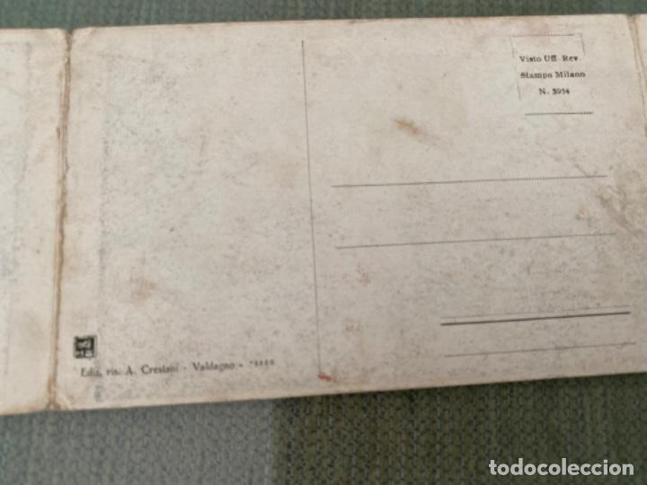 Postales: ANTIGUA POSTAL ITALIA VALDAGNO VISTA GENERAL VEDUTA GENÉRALE DESPLEGABLE - Foto 5 - 202939011