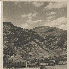 Postales: X123822 ANDORRA ANDORRE VALLS D' ANDORRA VALLEES D' ANDORRE ORDINO HOTEL COMA I PIC DE CASAMANYA. Lote 203794670