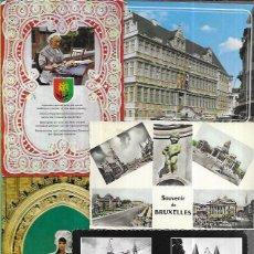 Postales: 48 POSTALES * BÉLGICA * ( LOTE Nº 11 ). Lote 203823008