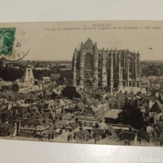Postales: BEAUVAIS CÁTEDRAL. Lote 204359717
