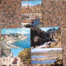 Postales: POSTALES ANTIGUAS DE MONACO ESCRITAS. Lote 205680163