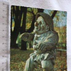 Postales: SALZBURG ZWERGLGARTEN JARDIN ENANO SALZBURGO AUSTRIA FS 111. Lote 205688941