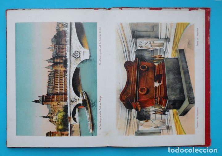 Postales: ANTIGUO SOUVENIR DE PARIS, PHOTOGRAPHIES EN COULEURS - Foto 8 - 205719165