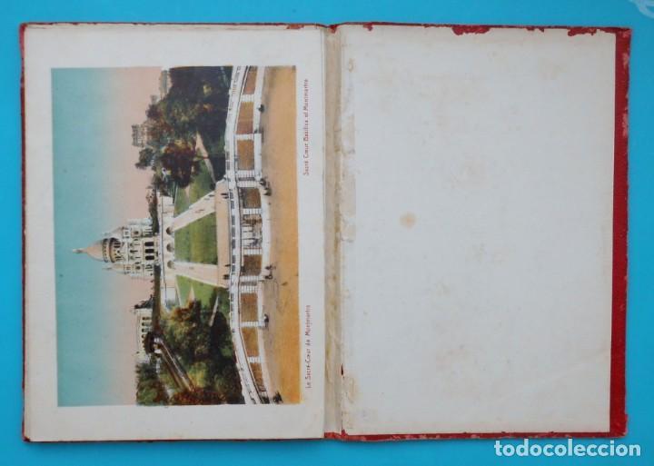 Postales: ANTIGUO SOUVENIR DE PARIS, PHOTOGRAPHIES EN COULEURS - Foto 9 - 205719165