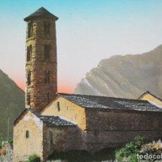 Postales: ANDORRA-SANTA COLOMA-ESGLESIA-APA-47-POSTAL ANTIGUA-(70.589). Lote 205723485