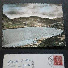 Postales: ANDORRA-PAS DE LA CASA-ESTANY DE FONTNEGRE-APA-CIRCULADA-POSTAL ANTIGUA-(70.759). Lote 205857920
