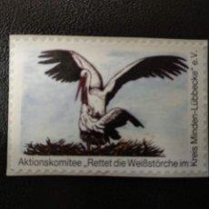 Postales: ALEMANIA, ETIQUETA. (2255). Lote 205870563