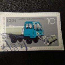 Postales: ALEMANIA DDR 1982, MI:DD 2745, (2261). Lote 205873230