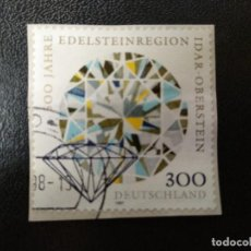 Postales: ALEMANIA 1997. GEMSTONE CUT. : MI:DE 1911, (2263). Lote 205873305