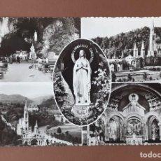 Postales: POSTAL 79 BIS SOUVENIR DES SANCTUAIRES. LOURDES. EDITION QUINAULT. FRANCIA. NO CIRCULADA.. Lote 206126053