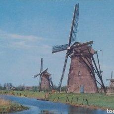 Postales: POSTAL HOLLANDSE MOLEN. Lote 206141020