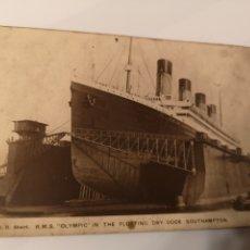Postales: EST5. PO167. TARJETA POSTAL. SOUTHAMPTON 1924. Lote 206179638