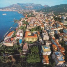 Postales: ITALIA, SORRENTO, VISTA AÉREA - ED. V.CARCAVALLO CS949 - ESCRITA. Lote 206272833