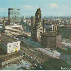 Postales: BERLIN . ALEMANIA. ... 1 ESQUINA CON DOBLEZ. Lote 206276471