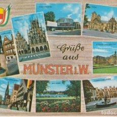 Postales: MUNSTER . ALEMANIA. .. Lote 206276817