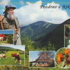 Postales: KRKONOSE. REPUBLICA CHECA. MONTAÑAS GIGANTES. Lote 206277508