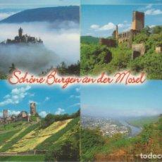 Postales: BURGEN. ALEMANIA. CASTILLOS. Lote 206279818