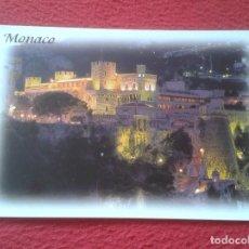 Postales: POST CARD CARTE POSTALE MONACO LE PALAIS DE NUIT Nº 145 PALACIO PALACE CARTE POSTALE VER FOTO/S...... Lote 206303075
