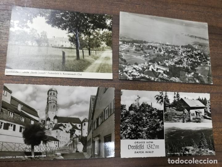 Postales: LOTE DE 50 POSTALES DE ALEMANIA. VER FOTOS. - Foto 6 - 206312256