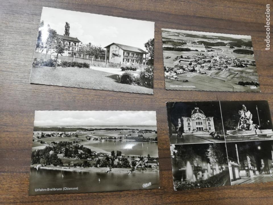 Postales: LOTE DE 50 POSTALES DE ALEMANIA. VER FOTOS. - Foto 7 - 206312256