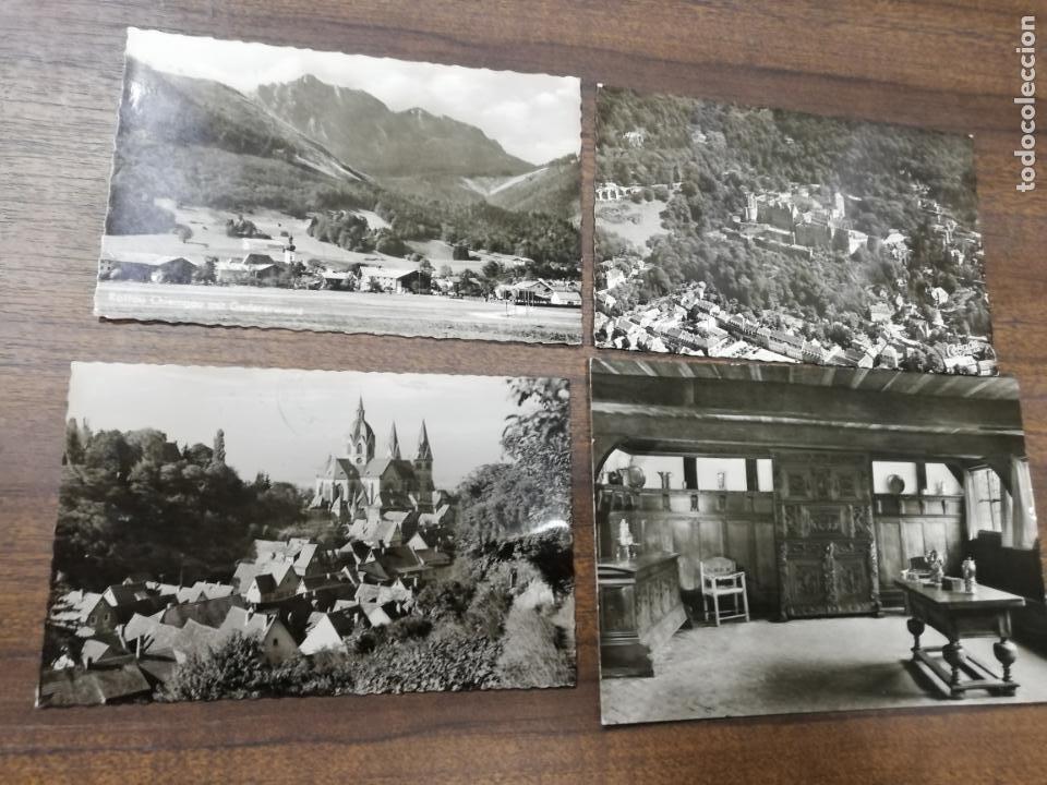 Postales: LOTE DE 50 POSTALES DE ALEMANIA. VER FOTOS. - Foto 8 - 206312256