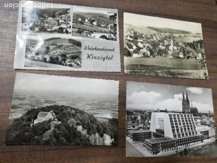 Postales: LOTE DE 50 POSTALES DE ALEMANIA. VER FOTOS. - Foto 9 - 206312256